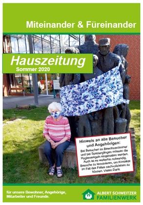 Hauszeitung Altenhilfe Bleckede - Sommer 2020