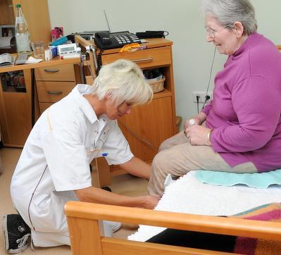 Unsere Pflegeprofis