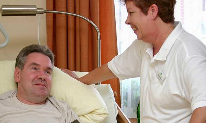 Unser Pflegeleitbild